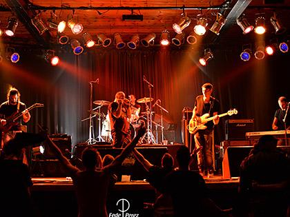 Nefesh - Contaminating the North, Baltic tour 2014